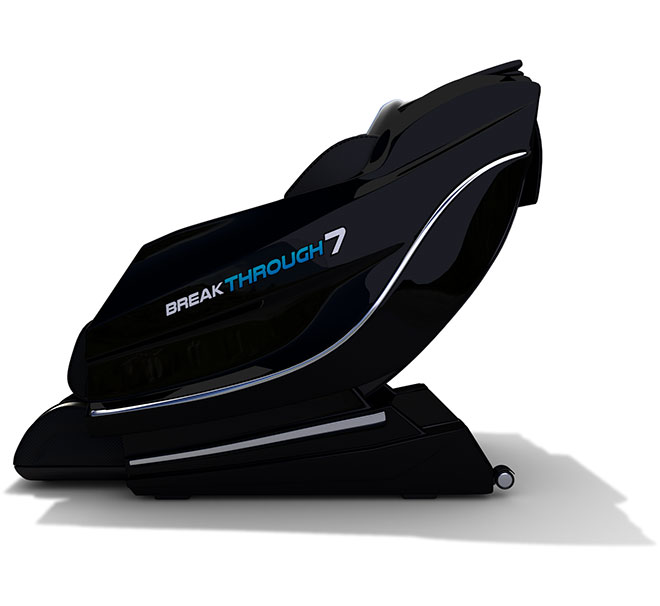 official medical breakthrough 7 model t massage chairs